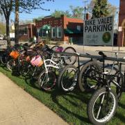 Sylvania Art Walk Bike Valet May 6