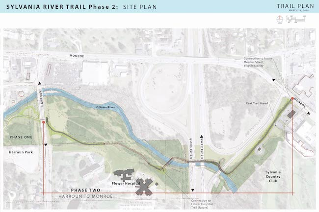 Sylvania River Trail Phase 2